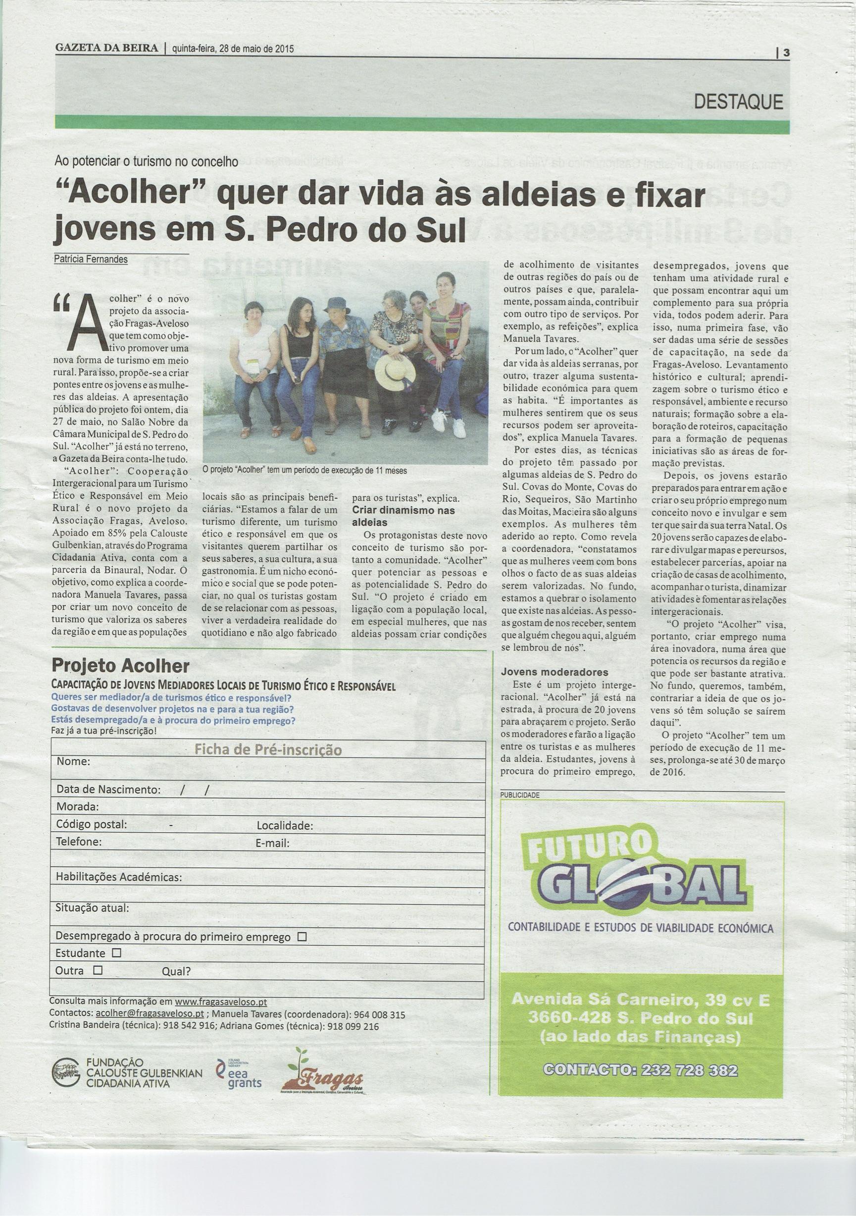 gazeta da beira digitalizada